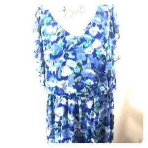 Dressbarn floral dress